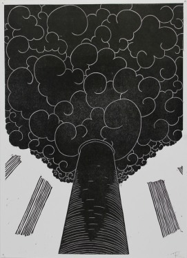 Thomas Rolfe (Illustrator and Printmaker) - Cardiff Met Student. Source: http://www.tomrolfe.com/